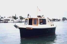 one of many pleasure craft  used along the Erie Canal