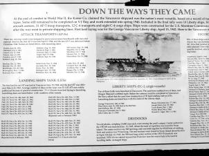 my father served in the navy on a LST in the south pacific, from here i dont know.