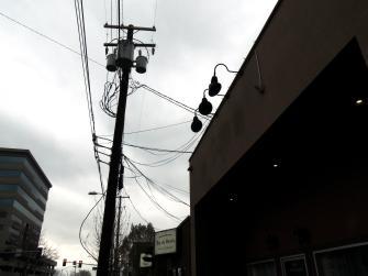 pole lines