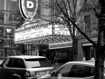 arlene schnitzer theater, portland, oregon lookin' good