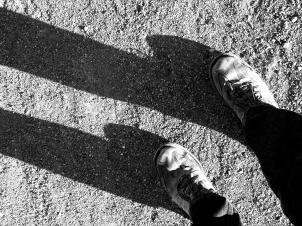 shadows along my path